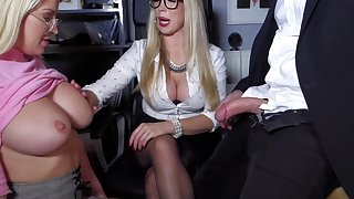 Sienna Day - Hot Babe Office Mother I´d Like To Fuck and young and CEO 1 - sienna day