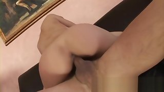 Hot Blonde Fucked And Give A Good Handjob