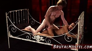 Girl dominates white and bondage orgasm first time Poor