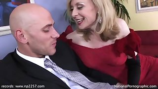 GILF Nina Hartley - Cougars in Heat