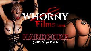 Hot Hardcore Anal & Tease Compilation PMV - WHORNYFILMS.COM