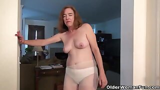 You shall not - dominant matures with saggy tits in peerless compilation