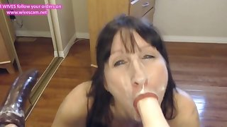 Mature Destroyed throat 02