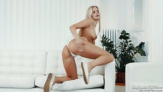 Ardent and good pussy fingering compilation with charming Katy Sky