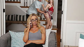 Sex Therapy With Stepmom