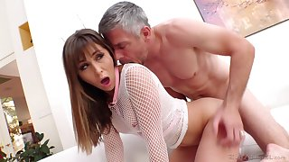 Paige Owens anal dicked in merciless modes